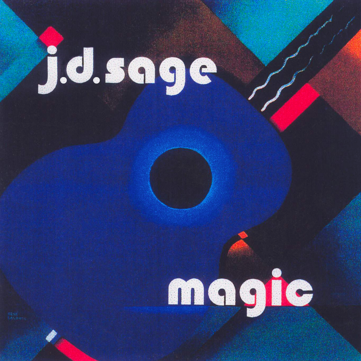 "J.D.SAGE Troubadour Campanologist ""Magic (A Dance)"" single www.jdsage.com"