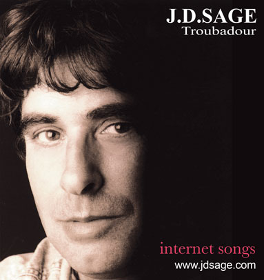 J.D.SAGE (Troubadour & Campanologist) (Internet Songs) photo by Brian Powell (Vancouver)